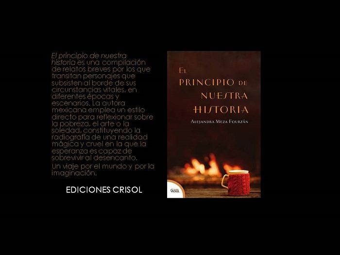 Inauguración de EdicionesCrisol