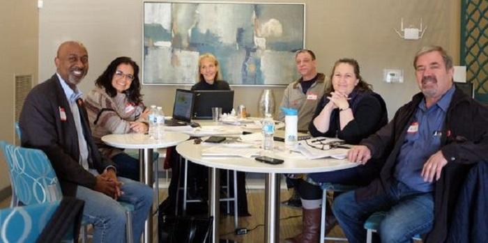 Meetup organizers meeting