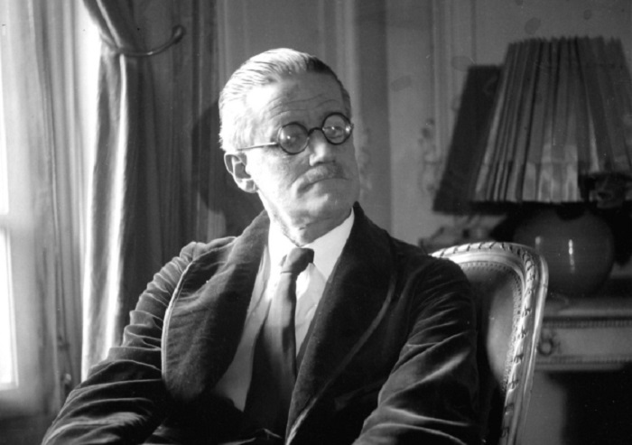 Bueno y breve: James Joyce