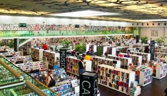 libreria rosario castellanos interior
