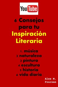 pin titulo video 6 consejos para tu inspiracion literaria