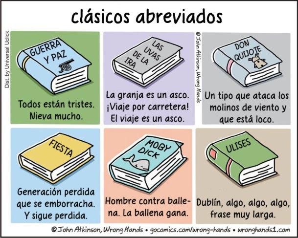 clásicos abreviados